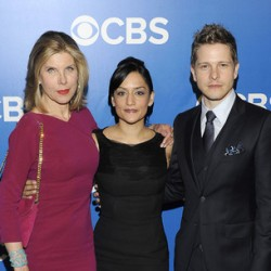Photo by Eugene Gologursky; CBS Upfronts 2012