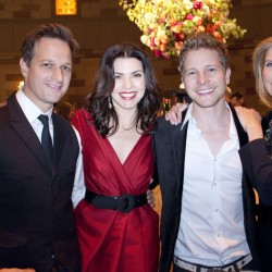 Photo by John Paul Filo; The Good Wife Season 2 premier 2010