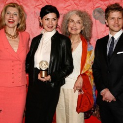Photo by Andy Kropa; The Peabody Awards 2011